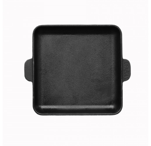 HoReCa, Сковорода чугунная квадратная 180х180х25 мм