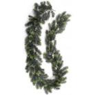 """Декоративная гирлянда """"Вечнозеленая"""" из искусственной хвои 180см BD-122-F51"""