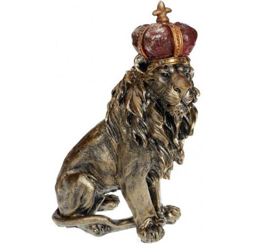 """Декоративная статуэтка """"Король Лев"""" 25.5х13.5х38см BD-419-174"""
