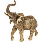 """Декоративная статуэтка """"Слон"""" 24.5х28см, бронза BD-450-880"""