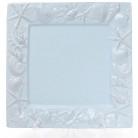 """Блюдо керамическое """"Морской Бриз"""" 26х26х2.4см, голубое BD-545-354"""