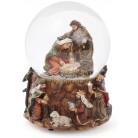 """Водяной шар """"Святой обряд"""" рождественский декор с музыкой 14.5 BD-559-249"""
