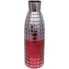 Ваза декоративная Ancient Glass Топаз Ø15х49см, красное стекло BD-591-257