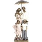 "Декоративная статуэтка ""Семейная Идиллия"" 17х10.5х33.5см, полистоун BD-707-993"