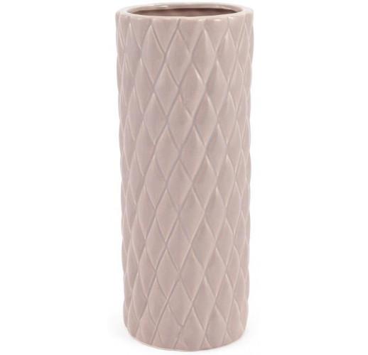 Ваза керамическая Stone Flower 25см, бежевый песочный BD-733-185
