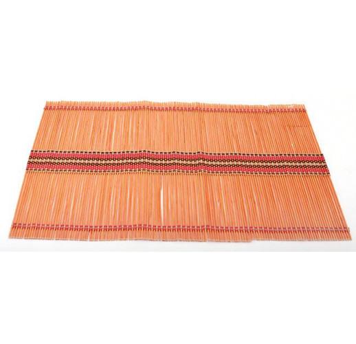 Бамбуковый коврик (салфетка) Bamboo Mat-115, 30х45см, цветной BD-790-115
