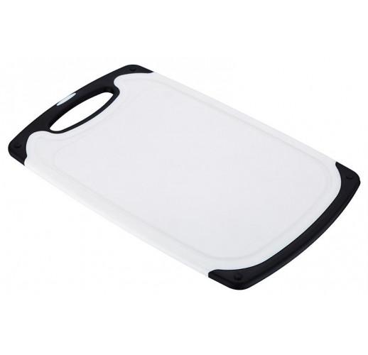 Доска разделочная пластиковая Bergner Stroud 31.5х20см с антибактериальным покрытием