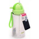 Бутылка детская Fissman Alien 350мл с трубочкой, пластик FN-6846