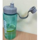 Бутылка для воды Fissman Sport 1200мл с трубочкой, пластик FN-6850