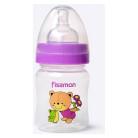 """Бутылочка детская для кормления Fissman Babies """"Мишка-любимчик"""" 120мл с широким горлышком FN-6885"""
