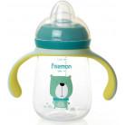 """Бутылочка детская для кормления Fissman Babies """"Мистер Пёс"""" 260мл с ручками FN-6908"""