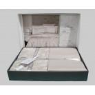 Cotton Satin 160 х 220 см сімейний Advina Champagne