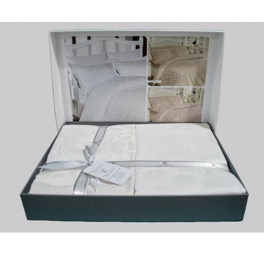 Cotton Satin 160 х 220 см Sweta Beyaz