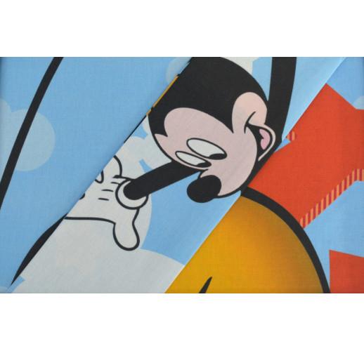 Marchio Ranfors : Дитяча постільна білизна 160×220 Mouse boy
