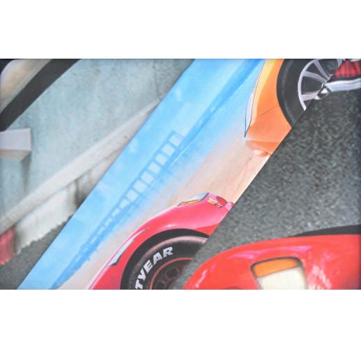 Marchio Ranfors : Дитяча постільна білизна 160×220 Car