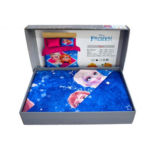 Marchio Ranfors : Дитяча постільна білизна 160×220 Frozen