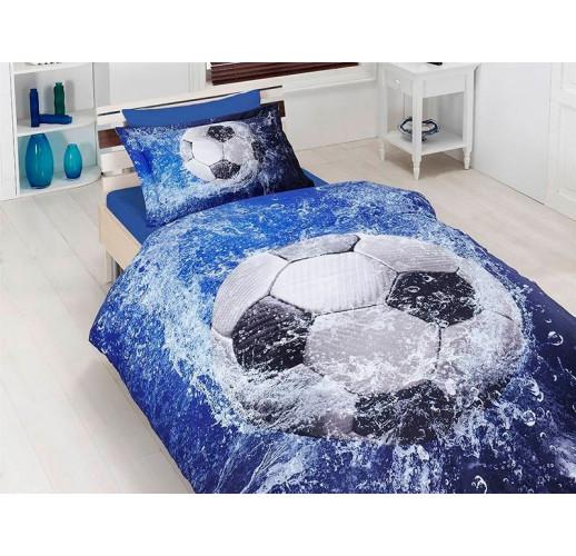 3D Satin 160×220 Digital Series Football