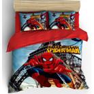 Marchio Ranfors : Дитяча постільна білизна 160×220 Spider – man