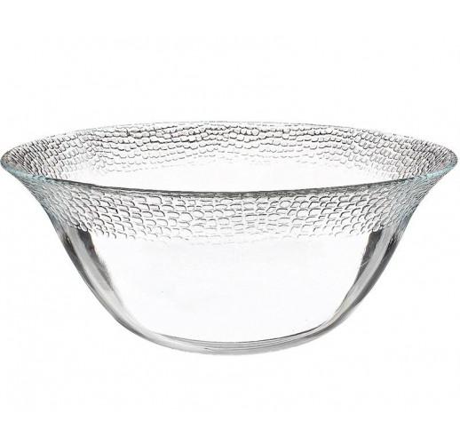 Большой стеклянный салатник Mosaic Ø23мм PB-10298