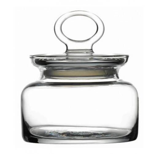 Банка для продуктов Kitchen 614мл со стеклянной крышкой PB-98863