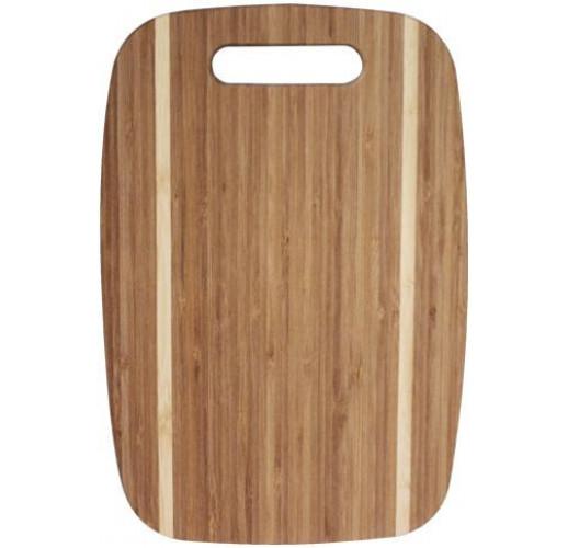 """Доска разделочная """"Bamboo"""" 30х20см, бамбуковая ST-8861"""