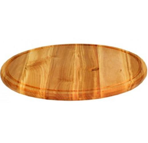 Доска деревянная для пиццы Ø27см ST-8906-1