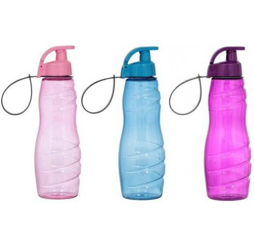 Бутылка спортивная Herevin Tiger Mix 750мл с петлей для переноса UK-161400-000